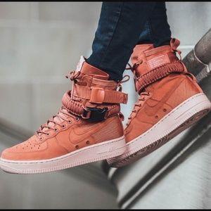🍑 Nike SF Air Force 1 'Dusty Peach'